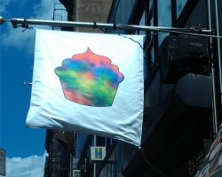 Baked by Melissa flag
