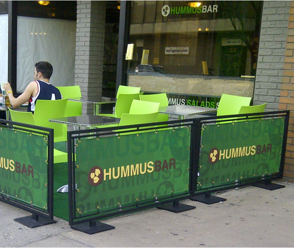 Hummus-Bar_Hoboken-NJ_Sidewalk-partition