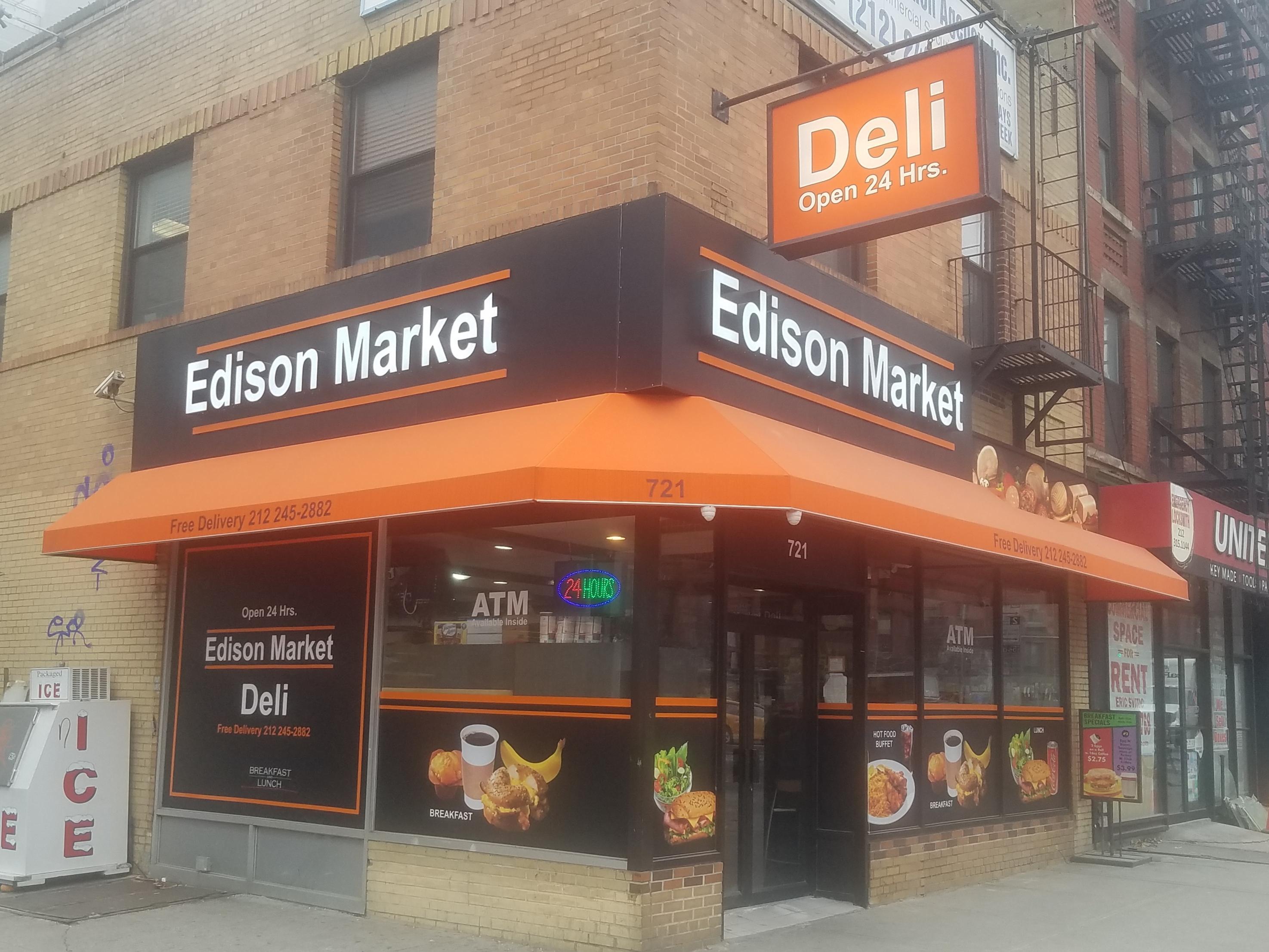 Edison-Market
