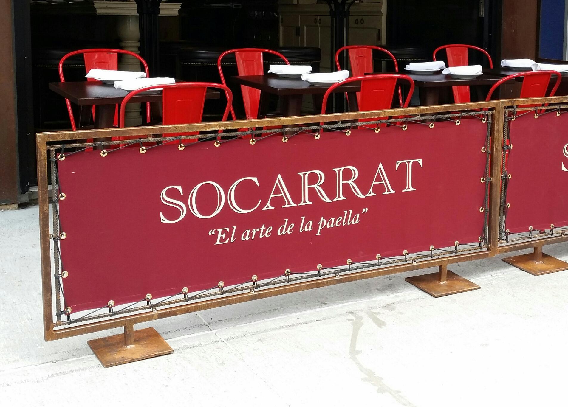 Socarrat-Partitions